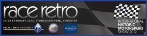race retro 2012 logo